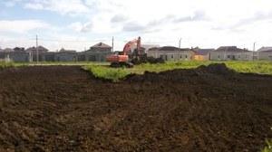 Благоустройство тренажерной площадки и строительство парка в пос. Светлый