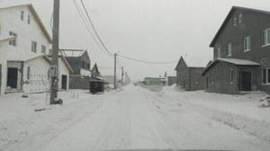 Очистка снега  в поселках